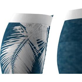Compressport R2 Oxygen Kona 2019 Wadenkompressoren blue